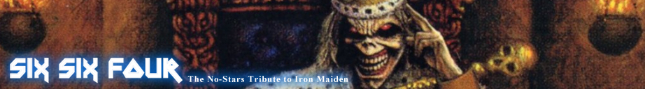 The No-Stars tribute to Iron Maiden